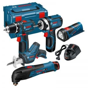 Bosch - Kit de 5 herramientas professional Monster edición limitada