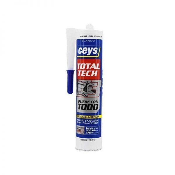 Adhesivo sellador Ceys Total Tech
